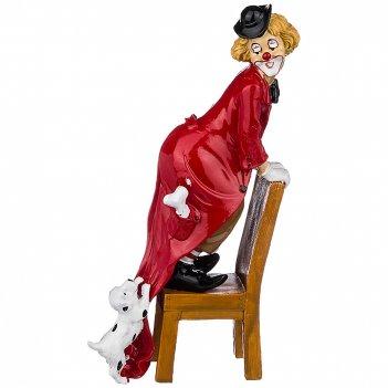 Фигурка клоун 11,5*7*23 см. (кор=18шт.)