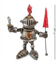 Rv-221 фигурка рыцарь на турнире (w.stratford)