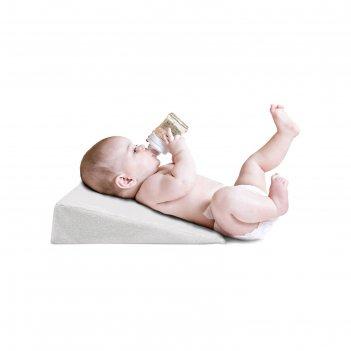 Подушка-позиционер, размер 30x36 см, цвет белый