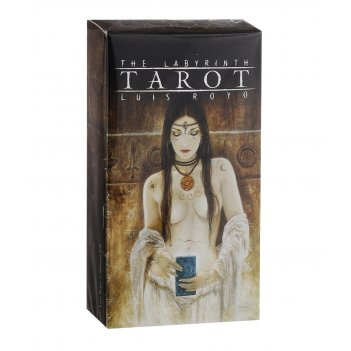 "Карты таро: ""fournier luis royo the labyrinth tarot"""