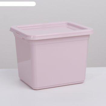 Ящик для хранения helsinki 2,5 л , цвет лиловый
