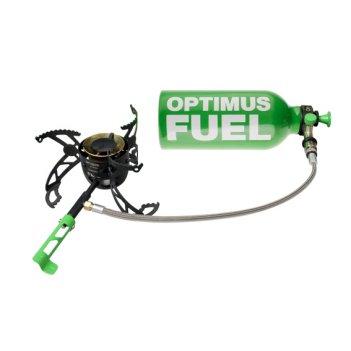 Мультитопливная горелка optimus nova