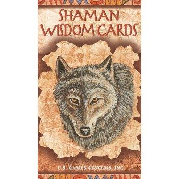 "Карты таро: ""shaman wisdom cards"""