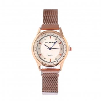 Часы наручные женские bolingdun 5152, d=3.3 см