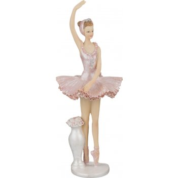 Статуэтка балерина 8*8*23 см. (кор=24шт.)