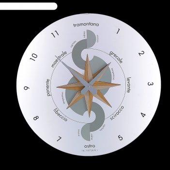 Часы настенные млечный путь-s