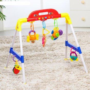 игровые центры для новорожденных