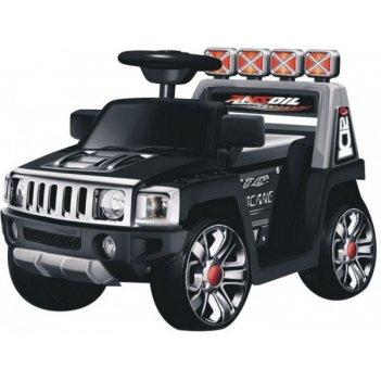 Электромобиль джип barty hummer zp-v003 черный