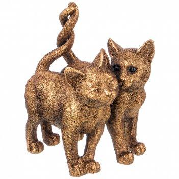 Статуэтка кошки 12*9.5*14 см.