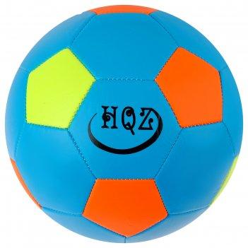 Мяч футбольный размер 5, 280 гр, цвета микс