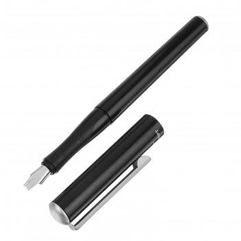 Ручка перьевая для каллиграфии manuscript scroll №6 3.2 мм +конвертер + чё