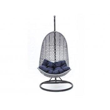 Подвесное кресло kvimol 1011, садовая мебель
