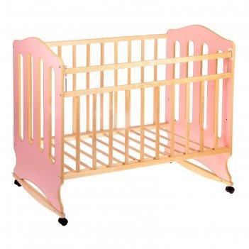 кроватки на колесах