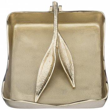 Салфетница pan de oro 20*18*5.50 см (кор=12шт.)