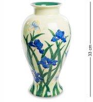 Jp-625/ 4 ваза ирис (pavone)