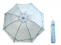 Зонт механический соната, цвет бледно-голубой