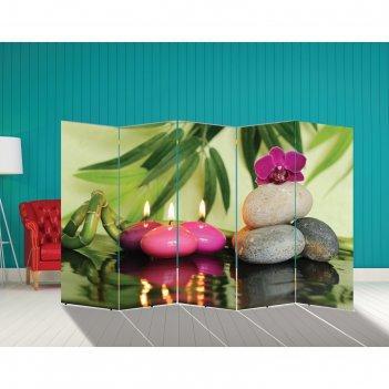 Ширма бамбук. декор 7 250 x 160 см