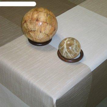 Клеёнка camelia «амадео», 140 см, рулон 20 пог. м