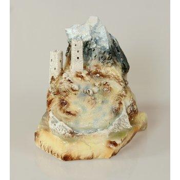 Настольный фонтан «горный кавказ»
