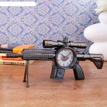 Часы будильник автомат, 29.5х13 см