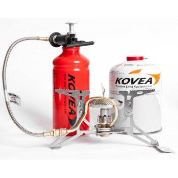Kovea мультитопливная горелка dual max stove kb-n0810