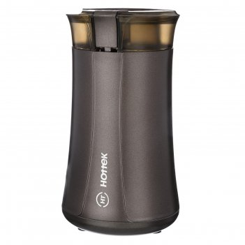 Кофемолка hottek ht-963-150, 150 вт, 50 г, защита от перегрева, коричневый