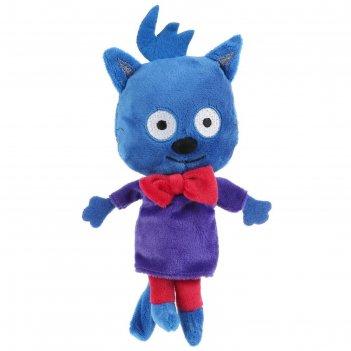 Мягкая игрушка кот бантик, 15 см v92776-15ns
