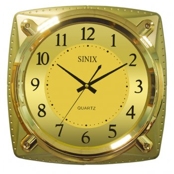 Настенные часы sinix 1020m