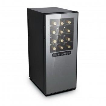 Винный шкаф gastrorag jc-68dfw, 68 л, 2 температурных зоны, 24 бутылки, по