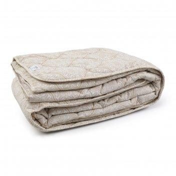 Одеяло, размер 140 x 205 см, лён, 150 г/м2