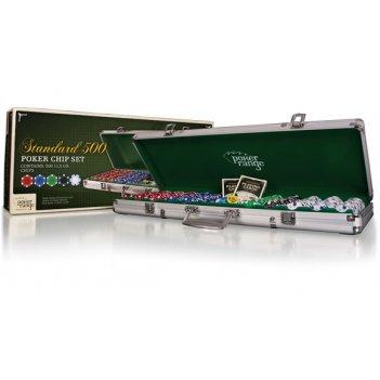 Набор покерных фишек повышенного качества dice premium (500 шт)
