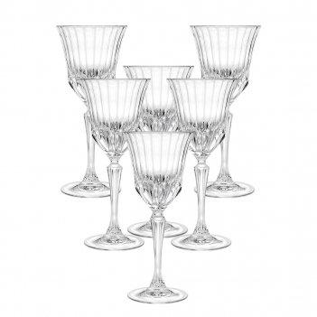 Набор фужеров для вина rcr adagio 220 мл