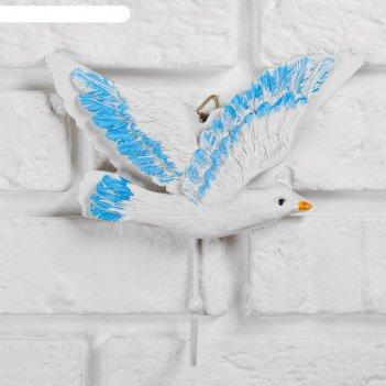 Вешалка альбатрос 1 крючок 22*18см