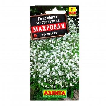Семена цветов гипсофила махровая многолетняя, мн, 0,05 г