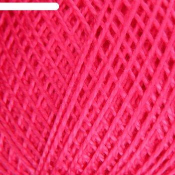 Нитки вязальные ирис 150м/25гр 100% мерсеризованный хлопок цвет 1110