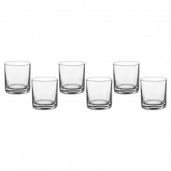 Набор стаканов для виски 280 мл 6 шт барлайн