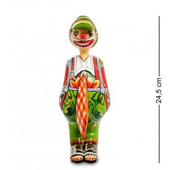 Tg-4131 статуэтка клоун уго (томас хоффман)