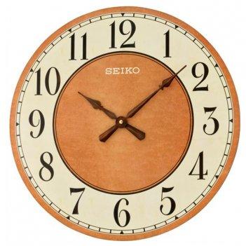 Настенные часы seiko qxa644bn-z