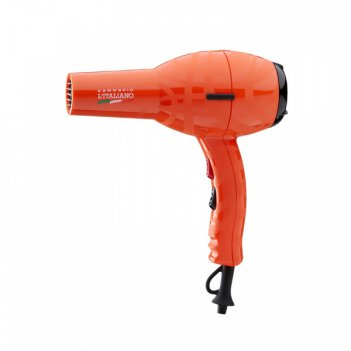 Фен litaliano 2000 вт оранжевый