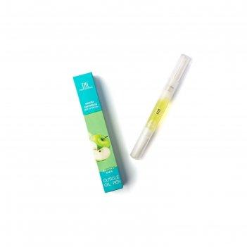 Масло-карандаш для кутикулы tnl, яблоко, 5 мл