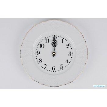 Часы настенные бернадот белый