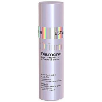 Драгоценное масло otm.27 для гладкости и блеска волос otium diamond 100 мл