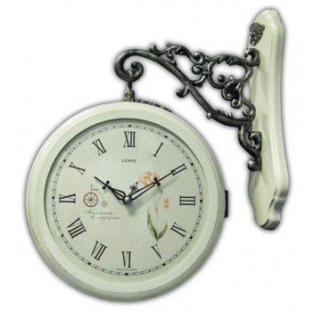 Настенные часы на подвесе b&s hr-7007w