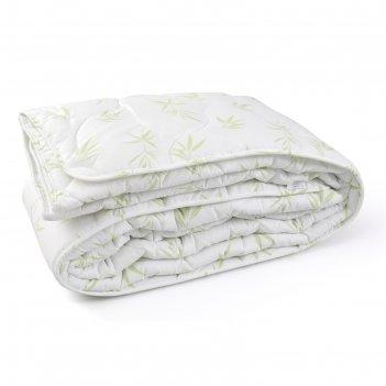 Одеяло, размер 200 x 220 см, бамбук, 300 г/м2