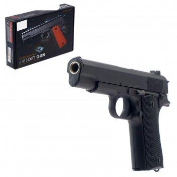 Пистолет пневматический сталкер, металлический