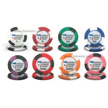 Фишки для покера профессиональные world poker tour