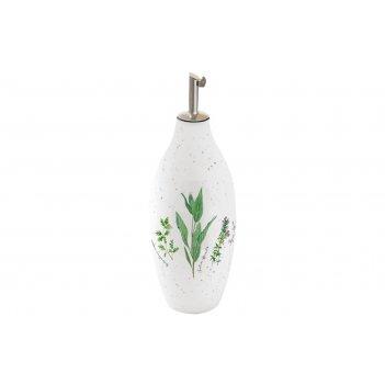 Бутылка для масла/уксуса herbarium в подарочной упаковке