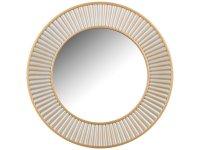 Зеркало настенное swiss home 46*46*3 см.диаметр ...