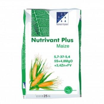 Удобрение нутривант плюс кукуруза 5,4-37-5,4, 25 кг