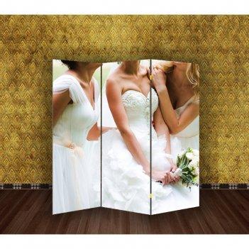 Ширма свадьба. подружки 150 x 160см